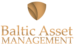 Baltic Asset Management title logo